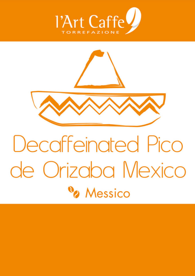 Decaffeinated Pico de Orizaba Mexico